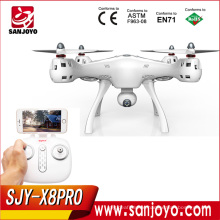 Syma X8PRO Large Professional RC Drone 2.4G 4CH 6-Axis GPS Positioning Quadrocopter With Wifi Camera FPV Altitude Hold Function