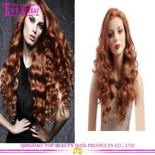 2015 Hot Sale Natural Look Virgin Curly Human Hair Wigs