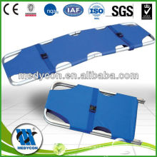 aluminum alloy foldable stretcher(2 parts) used for hospital