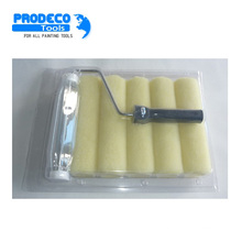6PC poliéster pintura Roller Kit