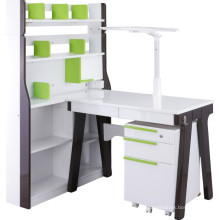 Compter Tisch/Schreibtisch / Desk Schule/Holz Tisch