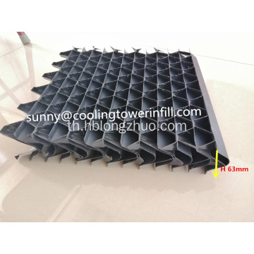 Air Intake Louvers สำหรับ Circuit Cooling Tower