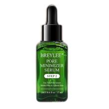 Private label BREYLEE best pore refining serum tea tree oil shrink pores minimizer serum