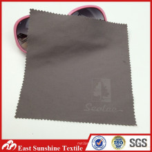 Wholesale Custom Silk Logo Printed Soft Touch Microfiber Eye glass Cleaning Cloth