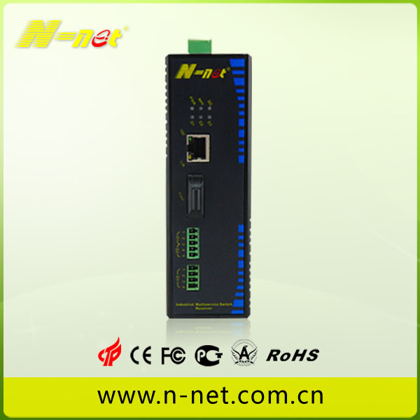 POE Ethernet media converter fast