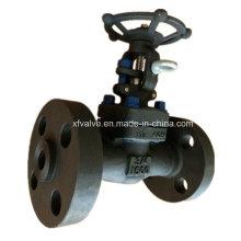API602 1500lb geschmiedeter Stahl A105 Flansch-Anschluss-Endschieber