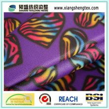 Tissu en polyester recouvert de PVC Oxford pour bagage