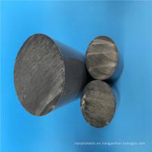 Gray Hard PVC Rod Dark Grey PVC Bar