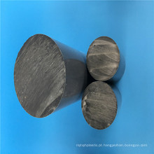 Barra de PVC cinza escuro Barra de PVC cinza escuro