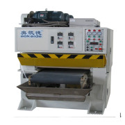 Metal Surface Grinding with Abrasive Belt