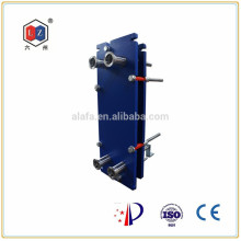 Replace Alfa laval m6m plate type heat exchanger