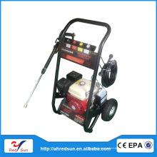 Benzin-Ablass-Hochdruckreinigungsmaschine mit 5.5HP Motor