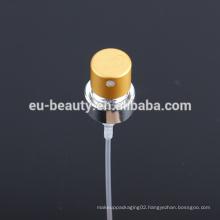 Crimp pump sprayer dosage:0.05ml FEA 15mm with orange actuator