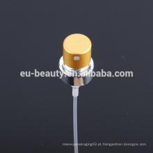 Dosagem do pulverizador da bomba de crimpagem: 0.05ml FEA 15mm com atuador laranja