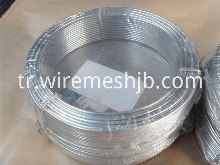 Galvanized Wire Small Packing