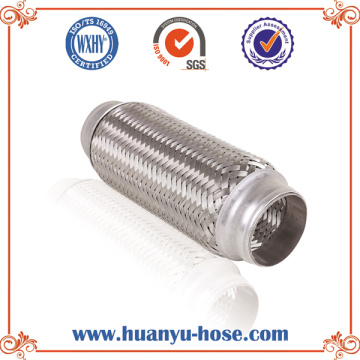 Exhaust Flexible Pipe with Inner Braid