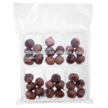 Высококачественный органический закусный соло черный чеснок 500г / мешок