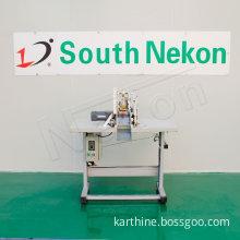 Nonwoven bag handle cutting machine