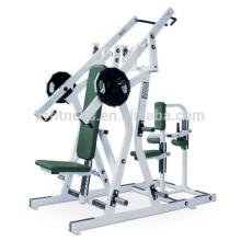 Máquina Ab / Equipo de ejercicios / Fuerza de martillo / Cofre Iso-Lateral / Espalda