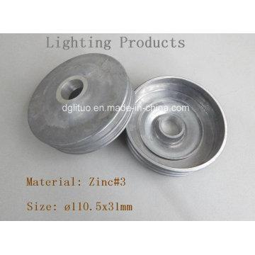 LED-Beleuchtung-Unterseite / Zink-Legierung Druckguss