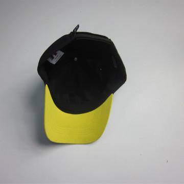 100% Polyester Sandwich Baseball Cap