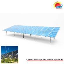 Reichliche Versorgung PV Bodenmontage Struktur (SY0364)