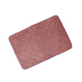 Microfiber Bath Mat with Memory Foam