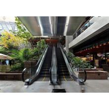 Escada rolante de passageiros comercial interna para shopping center por fabricante experiente