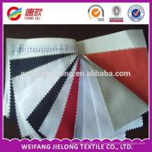 Tissu de doublure en popeline T / C et tissu de poche