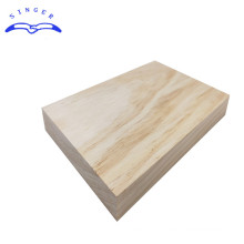 Shanghai Qinge pine oak laminated board 27mm uses of partition wall with ISO certificate