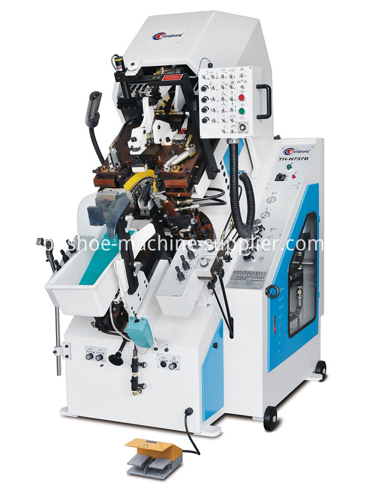 Automatic Shoe Lasting Machine