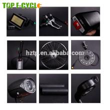 36v 10.4ah bateria de lítio 250 w traseira bafang hub motor de bicicleta elétrica kit de conversão 250 w