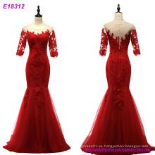 Ropa de mujer Fabricantes Xiamen Evening Dress Supplier Luxury Evening Dress