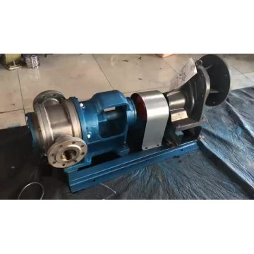 NYP high viscosity heat jacket paint gear pump