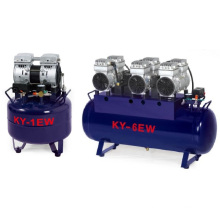 Compresor de aire dental sin aceite (KY-A001-20)