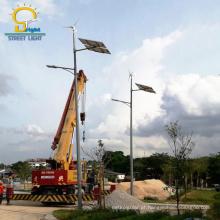 produtos famosos feitos na china luz giratória do vento solar