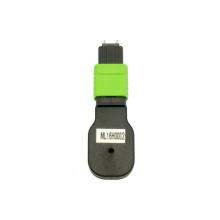 Atenuador óptico de fibra MPO / APC 8.1 * 80 * 11.3 (mm)