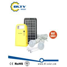 Solar-Beleuchtungssystem 3W 6V