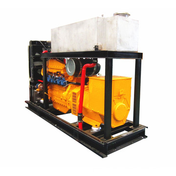 100kw Googol Engine Gas Generator High Efficiency