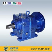 Motor de engranajes helicoidales con acoplamiento de brida serie R