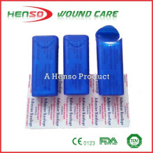 HENSO Waterproof Plasters In Band Aid Case