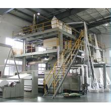máquina de fabricación no tejida de spun-bond pp