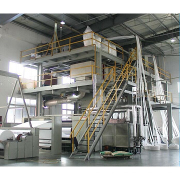 pp spun-bond non-woven making machine