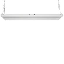 Premium DLC High Bay Lights Linear 4ft Warehouse Gyms Motion Sensor High Bay LED Lights