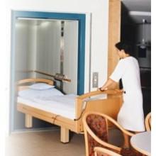 Bed Elevator with 2p Side Opening Door 1800kg