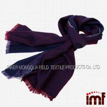 El más nuevo bufanda de diamantes comprobado cálido cachemira hombres tejidos bufanda