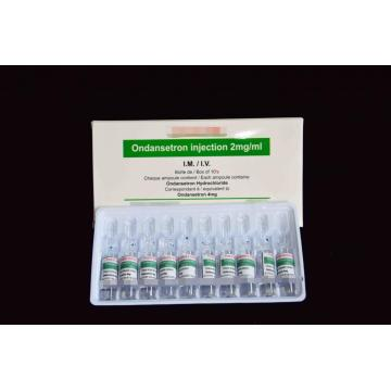 OEM/ODM for Anti-Cancer Drug Ondansetron Injection 2ML Hydrochloride export to Saint Vincent and the Grenadines Suppliers