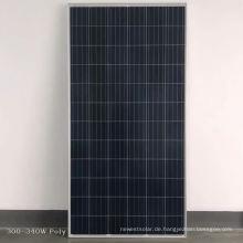 340w Polykristallines Solarzellenpanel niedriger Preis