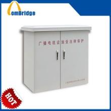 telecom equipment outdoor storage cabinet waterproof paint metal cabinet