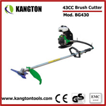 Gas Powered Straight Shaft Back-Pack Brush Cutter (BG430)